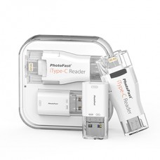 PhotoFast iType-C Reader All in One High Speed Flash Drive (64GB)