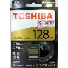 TOSHIBA EXCERIA™ PRO - N501 128GB