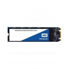 WD Blue 3D NAND 500GB PC SSD - SATA III 6 Gb/s M.2 2280 SSD Drive