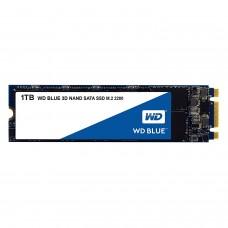 WD Blue 3D NAND 1TB PC SSD - SATA III 6 Gb/s M.2 2280 SSD Drive