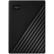 WD My Passport 1TB Portable External Hard Drive, Black