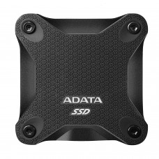 ADATA SD600Q 480GB 3D NAND USB3.2 Ultra-Speed External SSD Drive Black