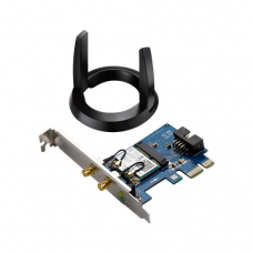 ASUS PCE-AC55BT AC1200 DUAL BAND AND BLUETOOTH 4.0 PCI-E ADAPTER