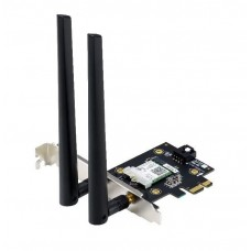 ASUS PCE-AX3000 Dual Band PCI-E 160MHz Wi-Fi 6 Adapter