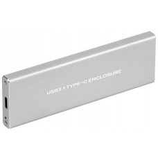 NVMe PCIE USB3.1 HDD Enclosure M.2 to USB SSD Hard Disk Drive Case Type C 3.1 M KEY Connector Enclosure