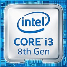 Intel Core i3-8100 8th Gen Core Desktop Processor 6M Cahe,3.6Ghz
