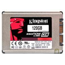 "Kingston SSD micrioSATA SSDNow SKC380 1.8"" 120GB"