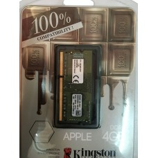 Kingston KTA-MB1600L/4GFR 4GB 1600MHz DDR3L RAM for Mac