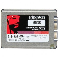 "Kingston SSD micrioSATA SSDNow SKC380 1.8"" 60GB"