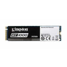 Kingston KC1000 480GB M.2-2280 SSD