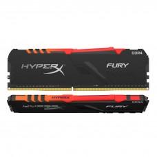 Kingston HyperX Fury DDR4 RGB HX432C16FB3AK2/16 3200MHz 16G Kit
