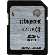 Kingston 32GB (SDHC) Memory Card ( Class 10) UHS-1