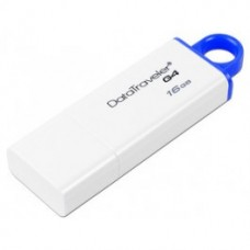 Kingston Digital 16GB Data Traveler 3.0 USB Flash Drive, Blue