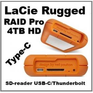 Rugged RAID Pro