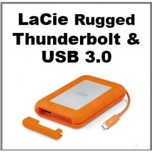 Thunderbolt USB 3.0