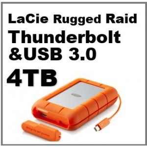 Rugged RAID