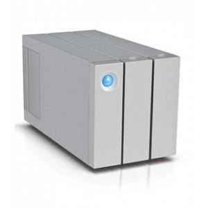 LaCie 12TB 2BIG Thunderbolt 2 Two-Bay RAID