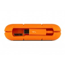 LaCie Rugged Thunderbolt and USB 3.0 1TB Portable Drive