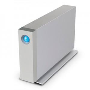 LaCie d2 Thunderbolt 2, 6TB USB 3.0 Desktop External Hard Drive