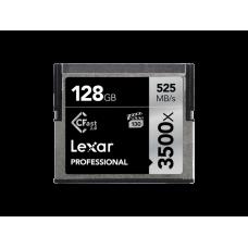 Lexar 128GB Professional 3500x CFast™ 2.0 card