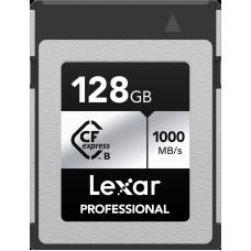 Lexar® Professional CFexpress™ Type B Card SILVER Series 128GB