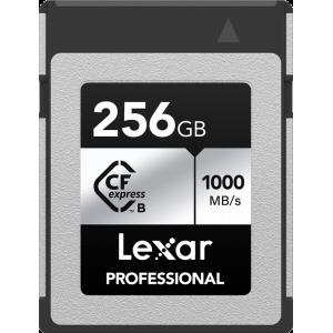 Lexar® Professional CFexpress™ Type B Card SILVER Series 256GB