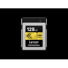 Lexar Professional CFexpress 128GB Type-B Card (LCFX10-128CRBNA)