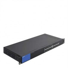 LINKSYS LGS124P 24-PORT  BUSINESS GIGABIT POE+ SWITCH