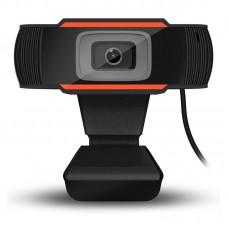 USB Webcam 1080P 30fps Built-in Microphone Computer Camera