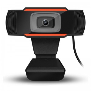 USB  Webcam Desktop Laptop Web Camera 720P