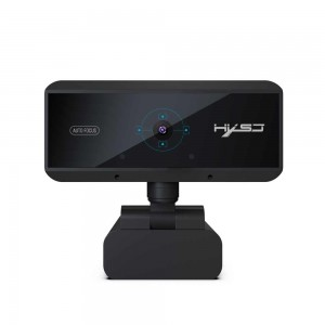 USB Webcam 5 Million Pixels Auto Focus Webcam HD 1080P Webcam Built-in Microphone