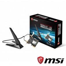 MSI HERALD - AX INTEL AX200NGW WIFI6 802.11AX