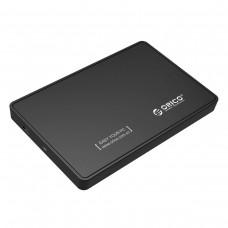 """Orico Tool Free USB3.0 2.5"""" SATA Hard Drive Enclosure"""