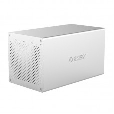 ORICO Honeycomb Series 3.5 inch 4 Bay Aluminum Alloy USB3.0 Hard Drive Enclosure (WS400U3)