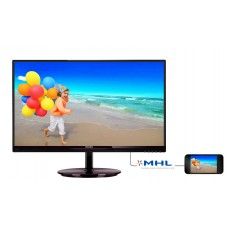 "Philips 224E5QHAB - 21.5"" inch LCD Full HD Widescreen Monitor"