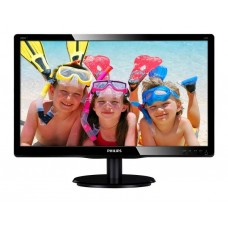 "Philips 193V5LHSB2 18.5"" Black HD ready"