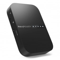 RAVPower FileHub, AC750 Wireless Travel Router