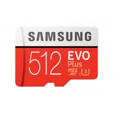 Samsung EVO Plus 512GB MicroSDXC Memory Card