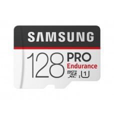 Samsung 128GB Pro Endurance microXDHC USH-I/U1 Memory Card w/SD Adpter
