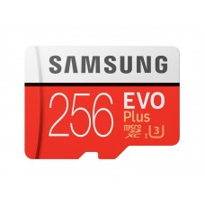 Samsung EVO Plus 256GB MicroSDXC Memory Card