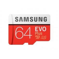 Samsung EVO Plus 64GB MicroSDXC Memory Card