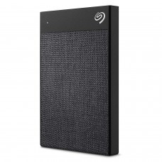 Seagate 1TB Backup Plus Ultra Touch Portable USB-C and USB 3.0 External Hard Drive, Black
