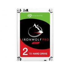 Seagate 2TB IRONWOLF PRO NAS Hard Disk