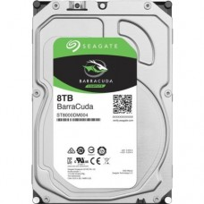 Seagate 8TB BarraCuda 5400RPM SATA 6GB/s 256MB Cache