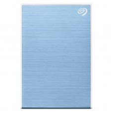 Seagate Backup Plus Portable 5TB External Hard Drive HDD -  Light Blue