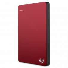 Seagate Backup Plus Slim 1TB Portable Red