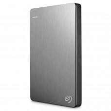 Seagate Backup Plus Slim 1TB Portable Silver