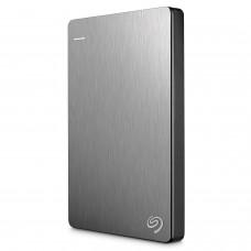 Seagate Backup Plus Slim 1TB Portable Silver