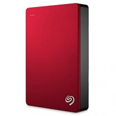 Seagate Backup Plus 5TB Portable Drive  Red