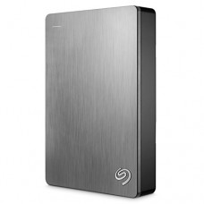 Seagate Backup Plus 4TB Portable Drive  Silver